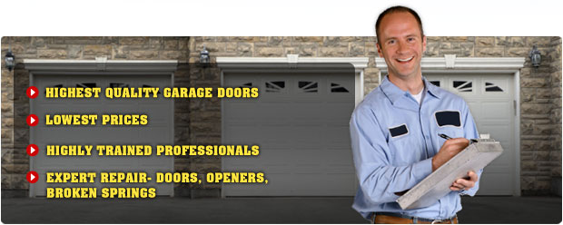 Richmond Garage Door Repair